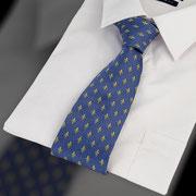Krawatten für Pietro Baldini Fleur de Lis