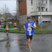 Hubert la sagesse, finis à l'allure marathon comme prévue...