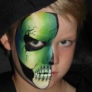Half - skull - monster