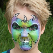 Monster zu Halloween
