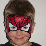 Maske Spiderman