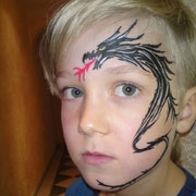 Drachen - Tribal