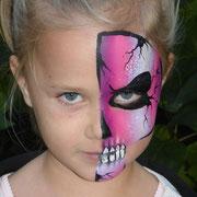 Half-Skull - Mädchen