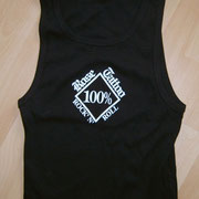 100% Rock'n'Roll Muscle Shirt