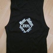 100% Rock'n'Roll Muscle Shirt