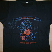 Assault & Battery UK Tourshirt '81Front