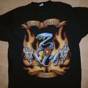 European Pain Tourshirt '02 Front