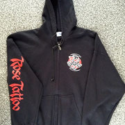 Zip Up Sweatshirt  Blood Brothers Front (Australia)