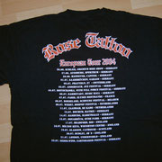 European Tour 2004 Back