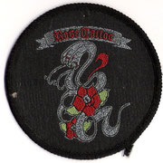 patch rund Orginal (Rock'n'Roll Outlaw)
