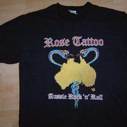 Aussie Rock'n'Roll Shirt (no Backprint)