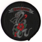 Patch  rund Re-Release (Rock'n'Roll Outlaw)
