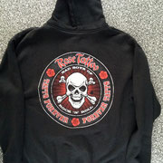 Zip Up Sweatshirt  2008 Back