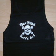 Muscle Shirt Skull