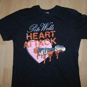 Pete Wells Heart Attack (no Backprint)