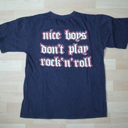 Nice Boys Don't Play Rock'n'Roll Back