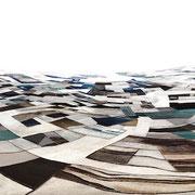 Felder 2019 Lambda-Print auf Dibond hinter Acryl Ed. 3 + 5  75 x 270 cm                          oder                   54 x 180 cm