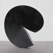 Drehscheibe  Stahl  H 25 cm