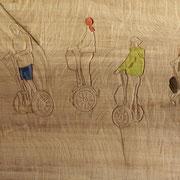 Segway 1 2015 Pappelholz 41 x 80 x 4 cm