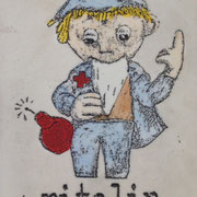 Ritalin 2012 Multiple 16 x 13 cm