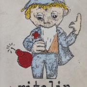 Ritalin 2012 Multiple 16 x 13 cm
