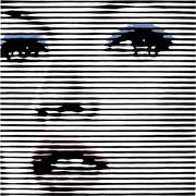 kate_01, 2010, Acryl auf Leinweind, serielles Unikat_4/5, 140 x 140 cm
