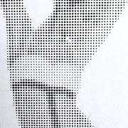 bikini_01 2019 Acryl auf Leinwand  100 x 100 cm