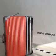 RIMOVA // I_AM_FAMOUS 2019 Unikat  ca. 78 x 50 x 25 cm