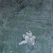 flower 2017 Acryl auf Leinwand 120 x 80 cm