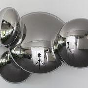 Cluster 6 (429) 2013 Schmiedestahl, poliert Ed. 3 135 x 89 x 41 cm