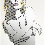 kate_instagram_05 2017 Acryl auf Leinwand Unikat 140 x 100 cm