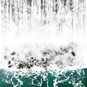 Niagara, Canada, 2015, Lambdaprint/Diasec hinter Acry,l  Ed. 5 200 x 100 cm