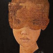 GIRL 3 2020 Acryl auf Leinwand  120 x 80 cm