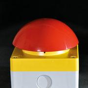 MAGIC MUSHROOM  2020 Ready-Made, Grobhandtaster 10 x 10 x 10 cm