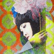 Neubeginn, 2014, Öl auf Leinwand, 130 x 110 cm
