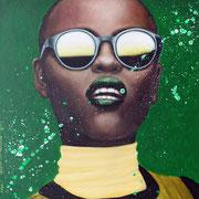 Soul 2017 Öl auf Leinwand 60 x 50 cm