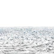 Frozen, Lake Baikal, Russland 2017 Lambdaprint/Diasec hinter Acryl Ed. 5 60 x 180 cm