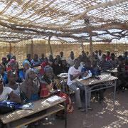 Los alumnos de Bantancountou
