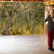 """Ausstellung """"Lichtblicke"""" in der Bötjersche Scheune – Worpswede 2021"""