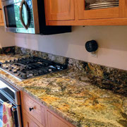 Countertop by Kegg's Kreations.