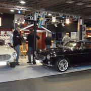 Foto Janine Neumann - Clubstand der Bremer Volvo IG bei der Bremen Classic Motor Show