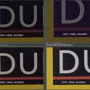 ISO Vergleich Nikon D500 vs. D750 vs. D810 ISO25600