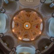 Die Frauenkirche mit einem 10 mm Weitwinkel
