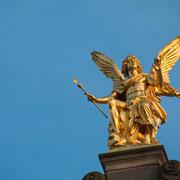 nochmals der Engel aus einem anderen Winkel