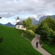 Antniuskapelle im Kaisertal