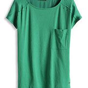 EDC Oversize T-Shirt aus Jersey Satin € 25,99 Esprit online