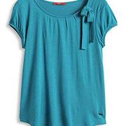EDC Carmen T-shirt mit Schleifendekor € 25,99 Esprit online