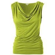 Lime ärmelloses T-Shirt € 38,00 Kettlewell Colours online