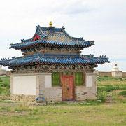 Tempelchen in Karakorum