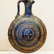 Vase im Akropolis-Museum